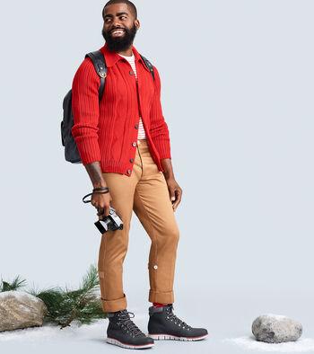 Men's ZERØGRAND Water Resistant Hiker Boot