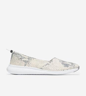 StudiøGrand Perforated Slip-On Sneaker