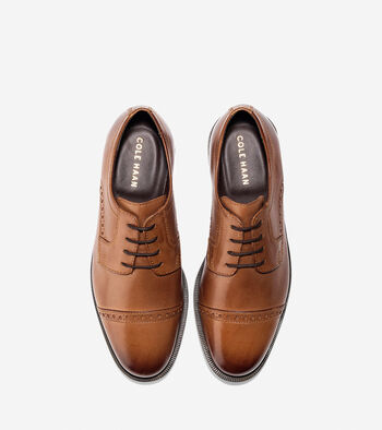 Dustin Cap Toe Brogue Oxford