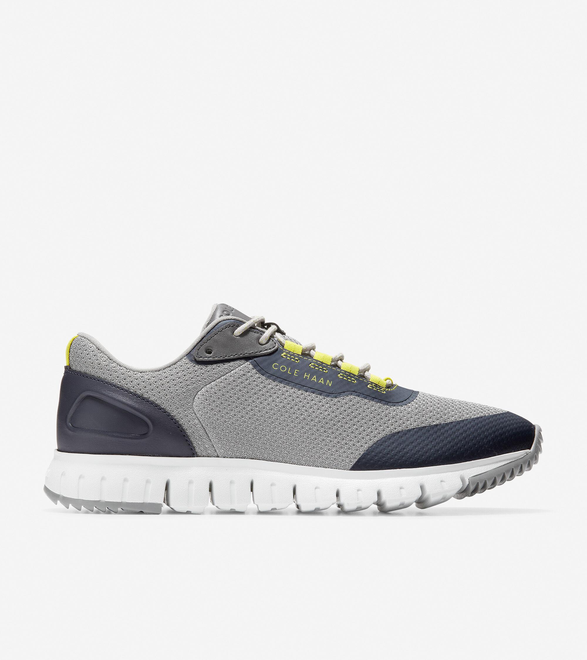 Grandsport Flex Sneaker in Sleet Grey