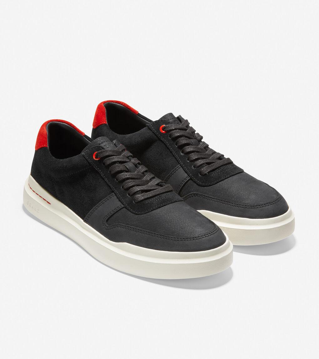 MENS Cole Haan x Hasan MinhajGrandPrø Rally Court Sneaker