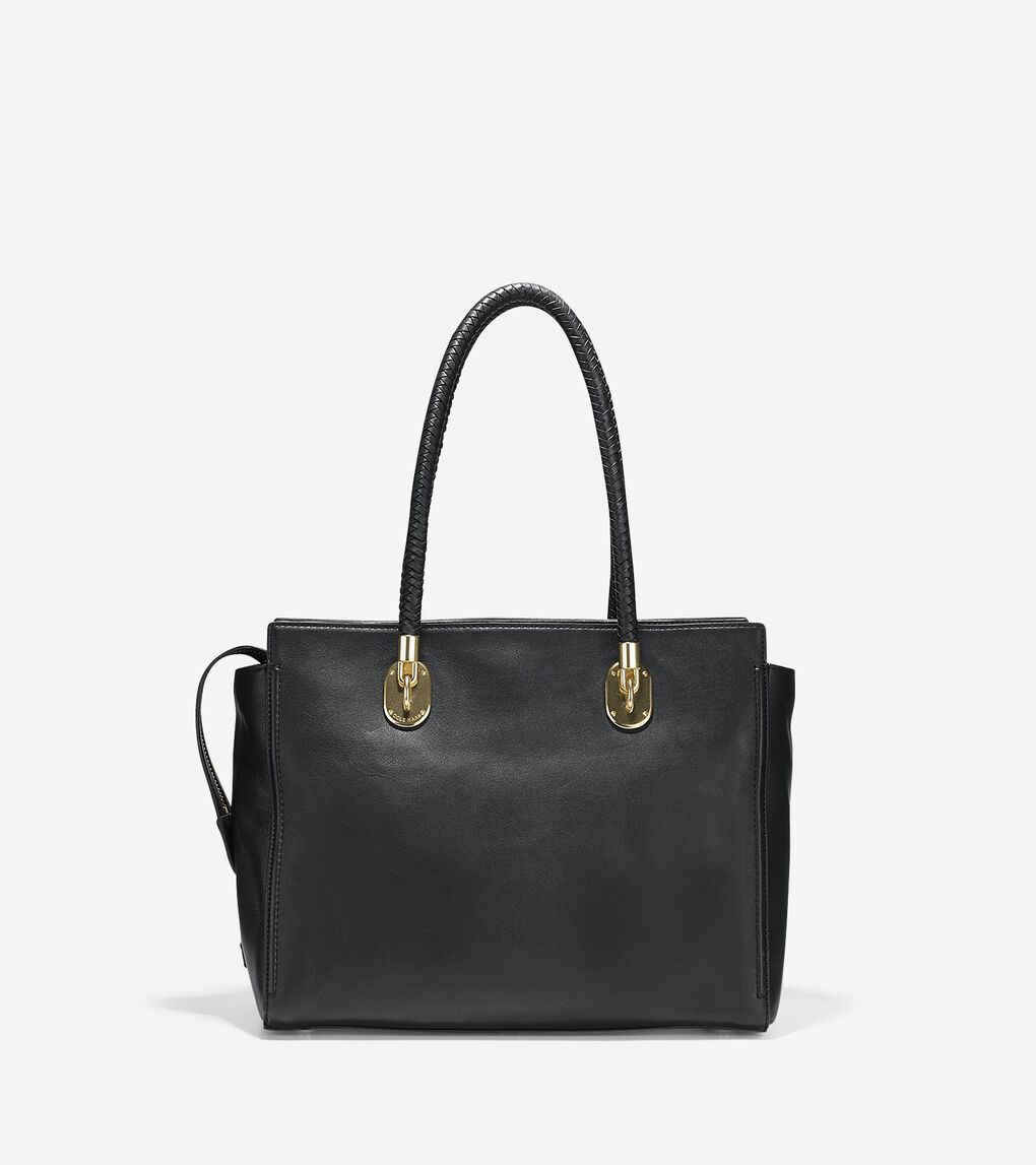 The Cole Haan Benson Work Tote travel product recommended by Megan Moran on Pretty Progressive.