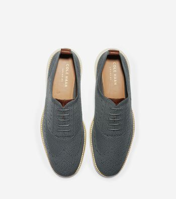 Men's ØriginalGrand Wingtip Oxford with Stitchlite™