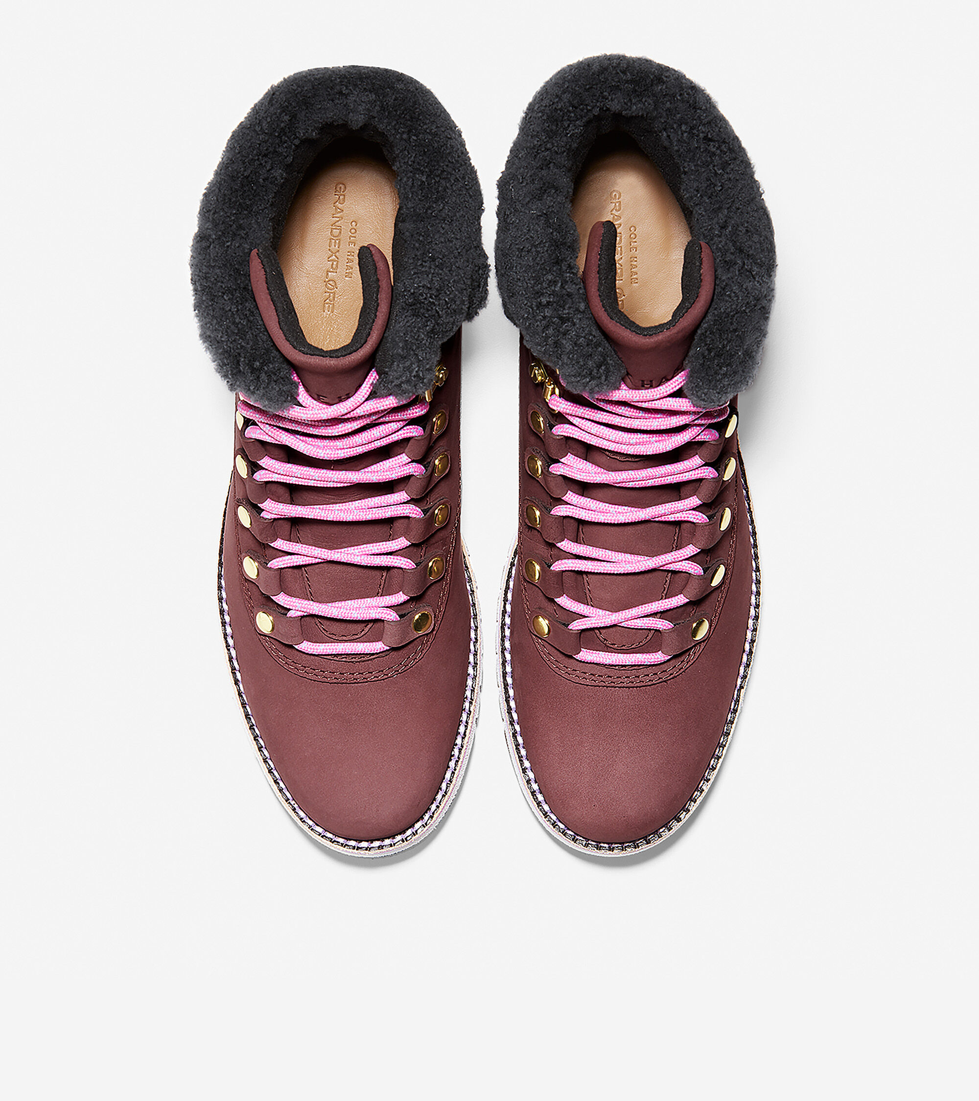 fe9bef0dbea Women's ZEROGRAND All-Terrain Waterproof Hiker Boots in Chocolate ...