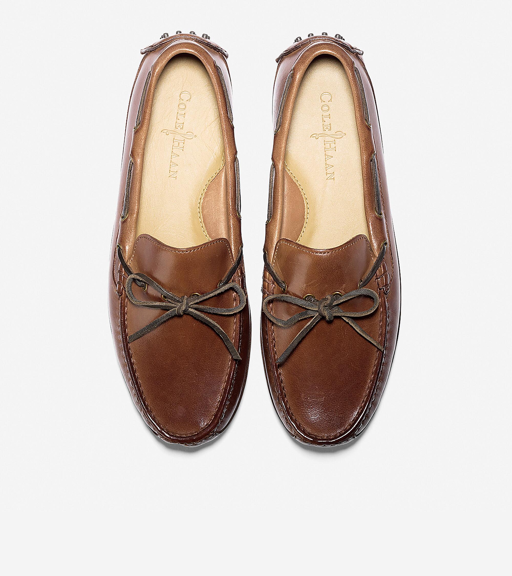 f336ea060f2 Mens Grant Driver in Papaya   Mens Shoes