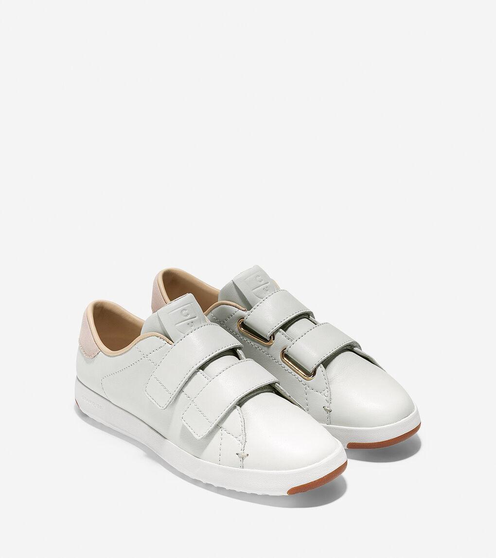 Womens GrandPrø Two-Strap Sneaker