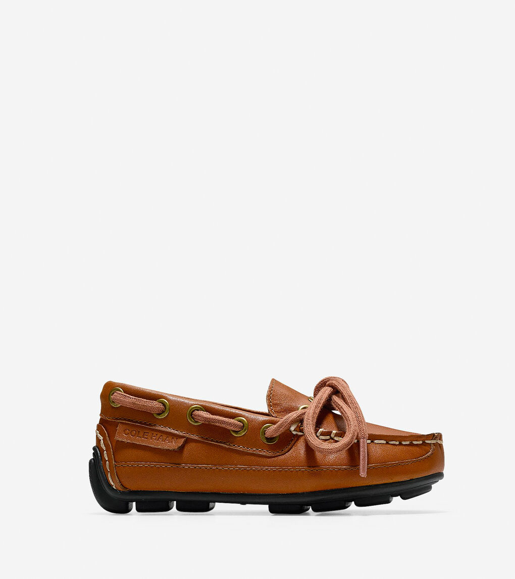 f04056a42e2 Boys' Toddler Grant Drivers in British Tan   Cole Haan