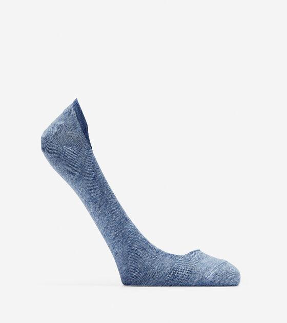 Accessories > Knit Ballet Sock Liner - 2 Pack