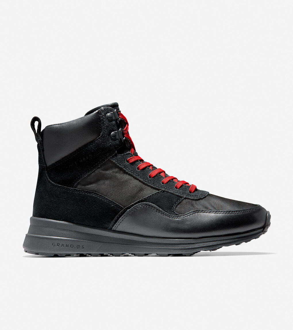 Mens GrandPrø Hiker Boot