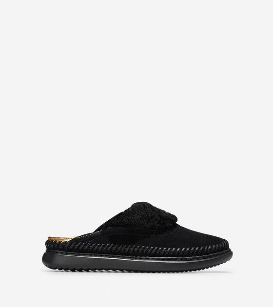 f5077822cf72 Women s 2.ZEROGRAND Convertible Slip-On Loafers in Black