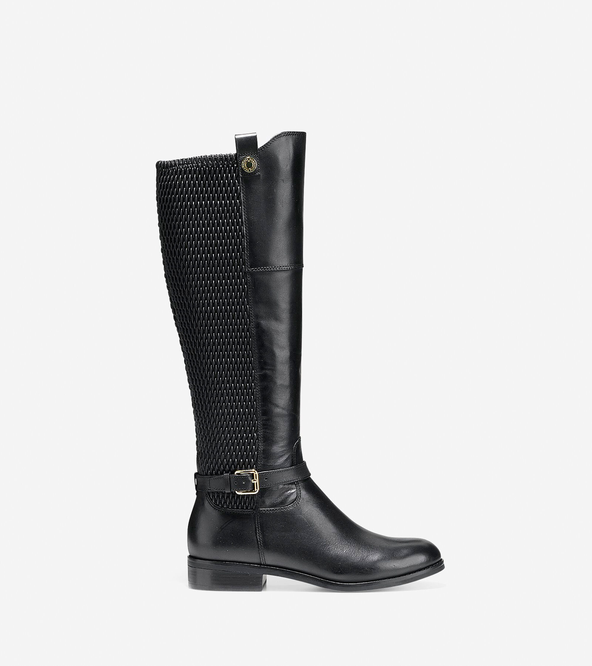 7d3e5cfb4 Women s Galina Boots in Black Leather