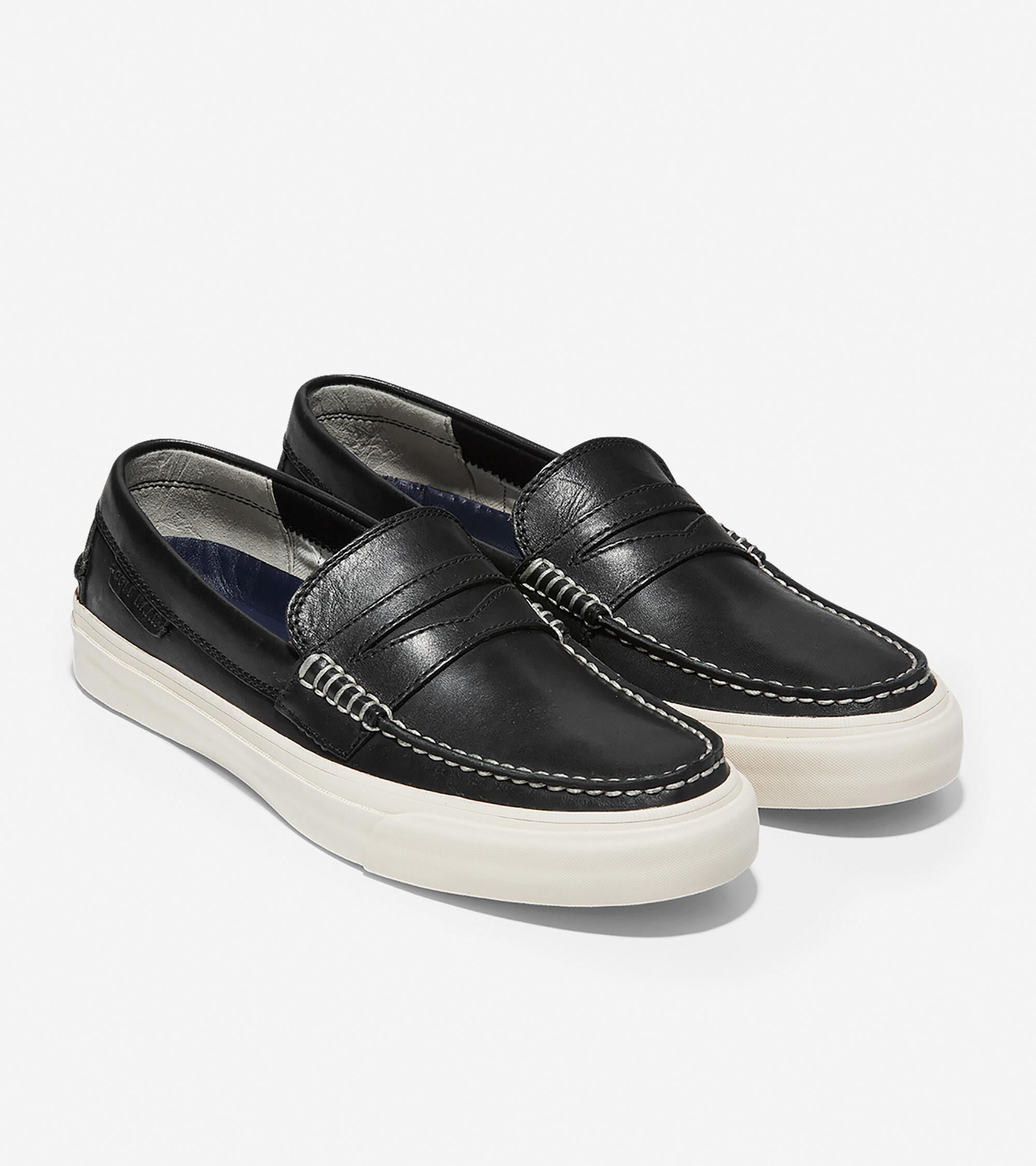 dea6ae6edc7 Men s Pinch Weekender LX Penny Loafers in Black-White