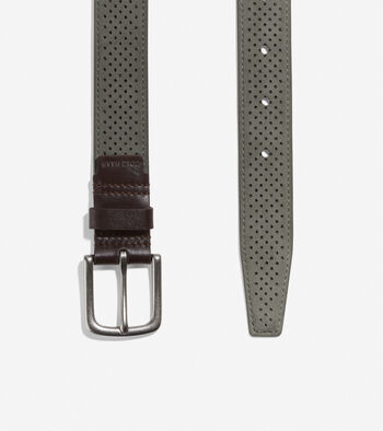 Feathercraft 32mm Perforated Belt