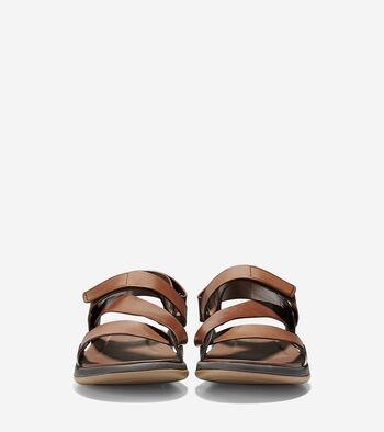 Men's 2.ZERØGRAND Multi-Strap Sandal