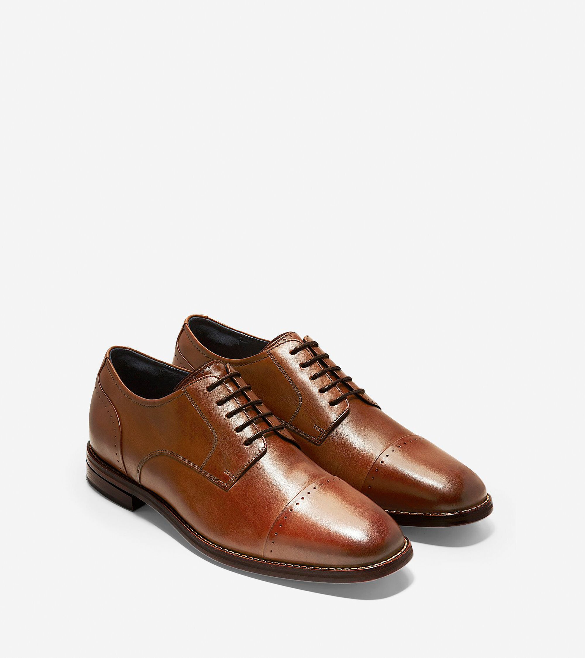 8d5f0ca47c8 Men s Giraldo Grand 2.0 Cap Toe Oxfords in British Tan