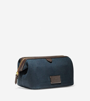 Matthews Canvas Toiletry Case