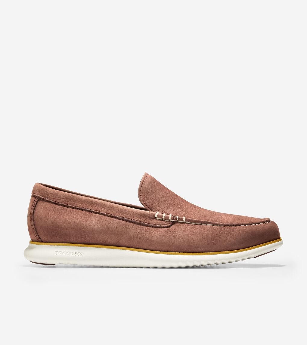 MENS 2.ZERØGRAND Venetian Loafer