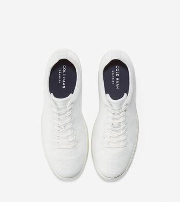 Men's Grand Crosscourt Knit Sneaker