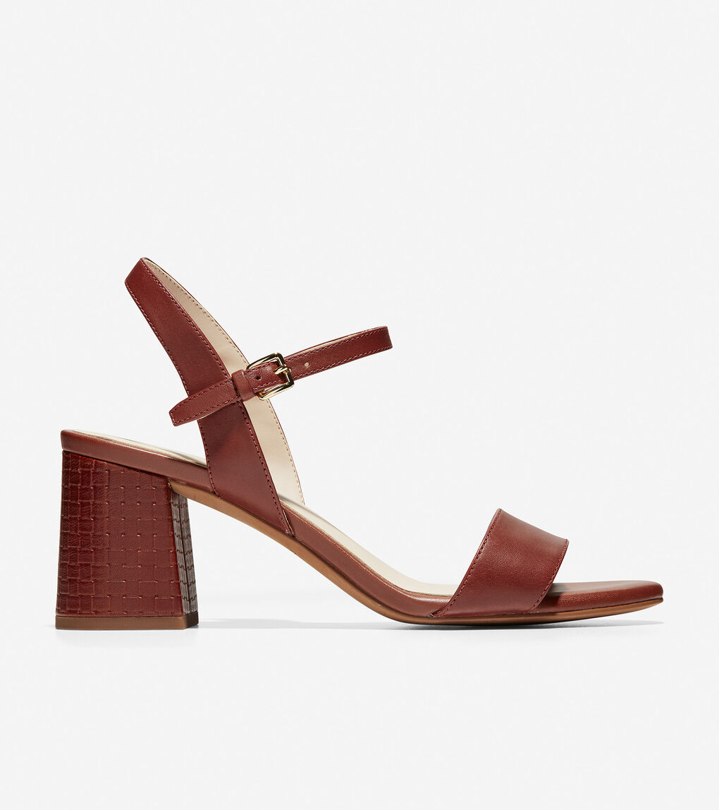 WOMENS Josie Block Heel Sandal
