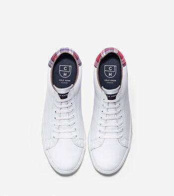 Men's Trafton Club Court Sneaker