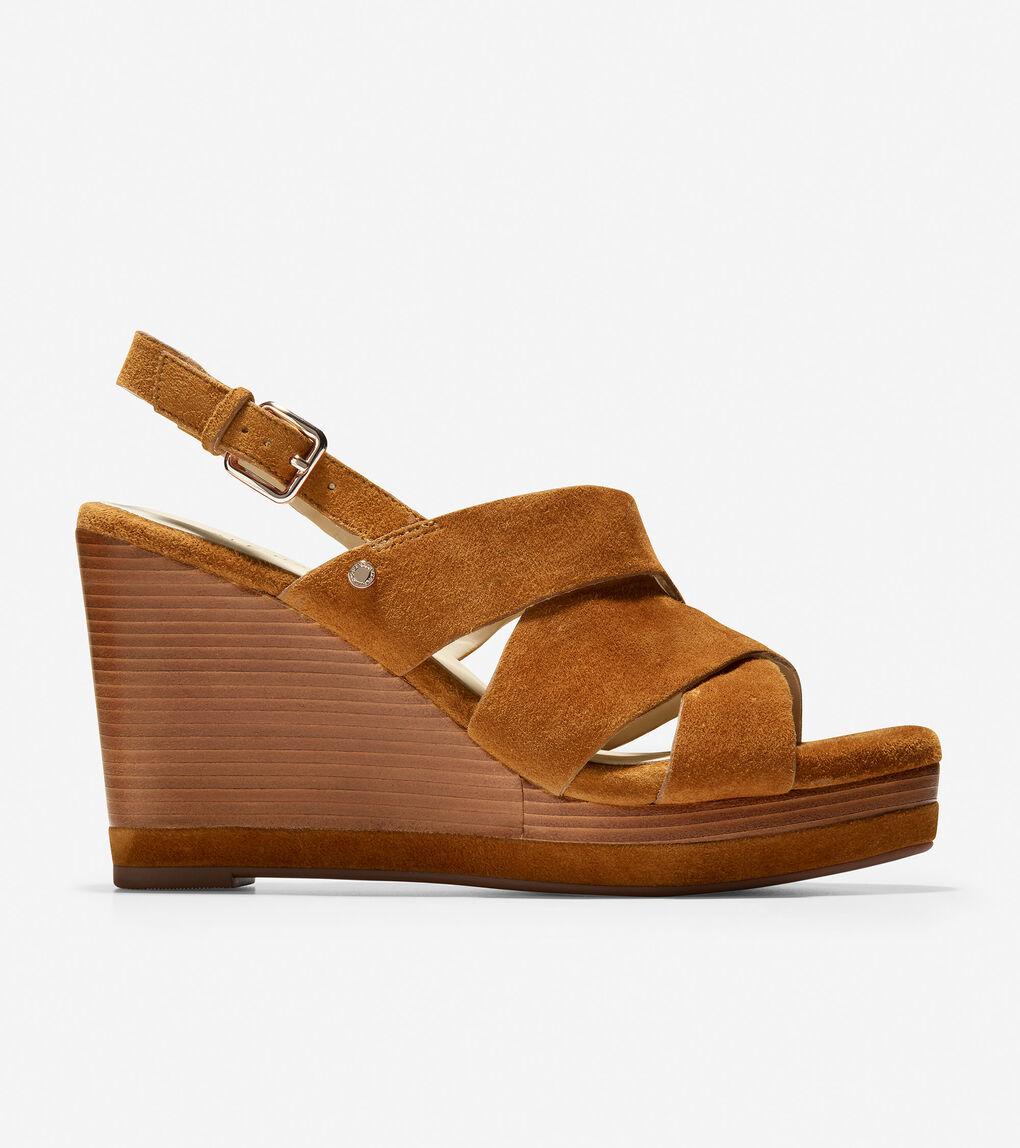 WOMENS Laci Platform Wedge Sandal