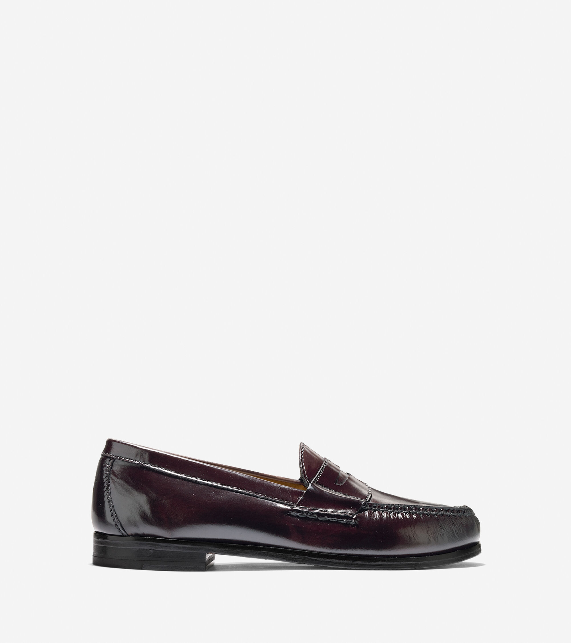 b8f893147d1 Pinch Grand Penny Loafers in Mahogany