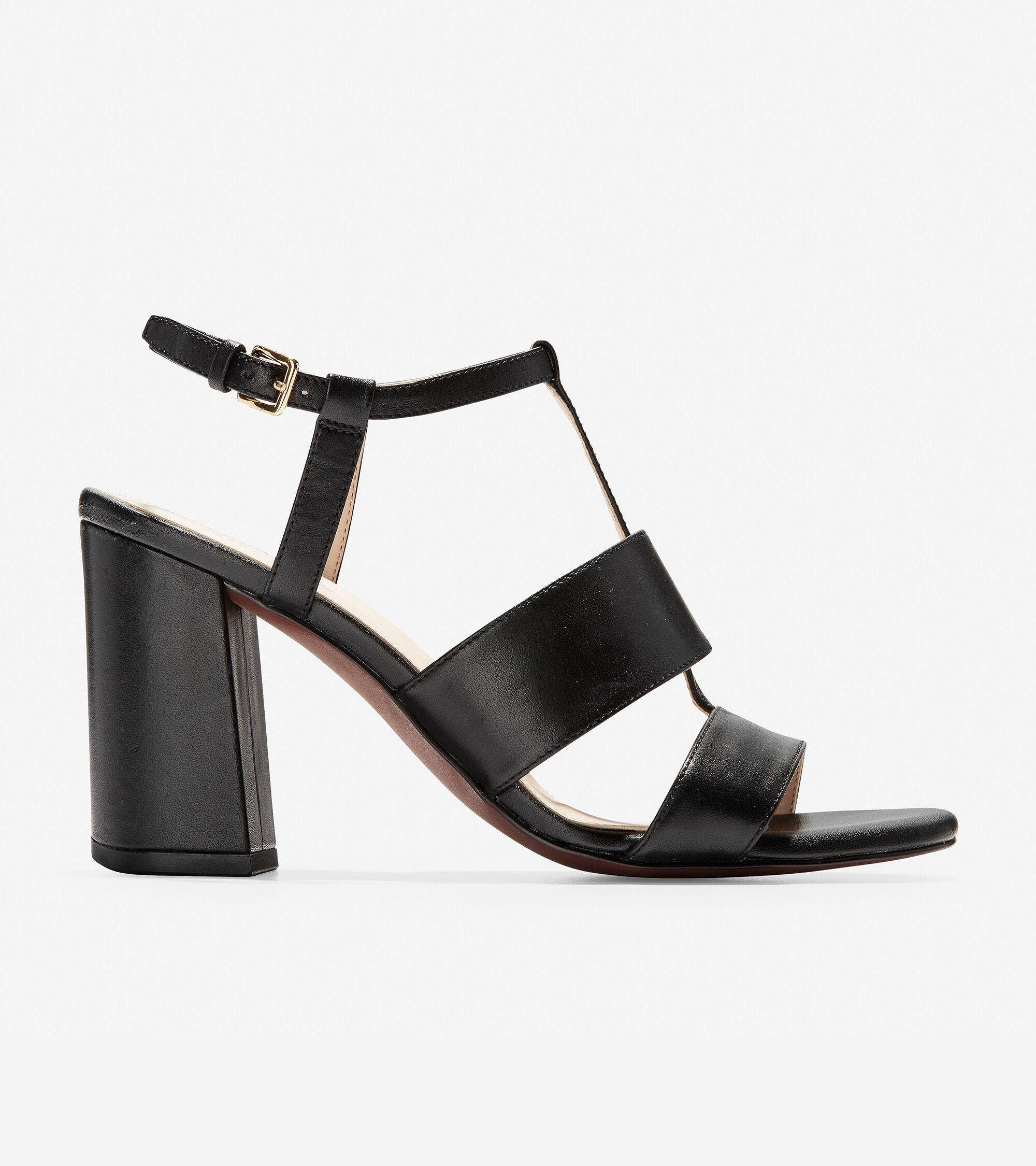 Cherie Grand Block Heel Sandal (85mm