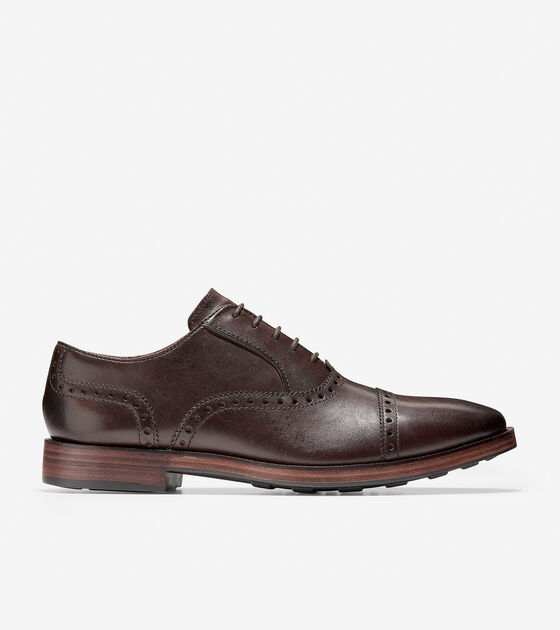 Shoes > Hamilton Grand Cap Toe Oxford