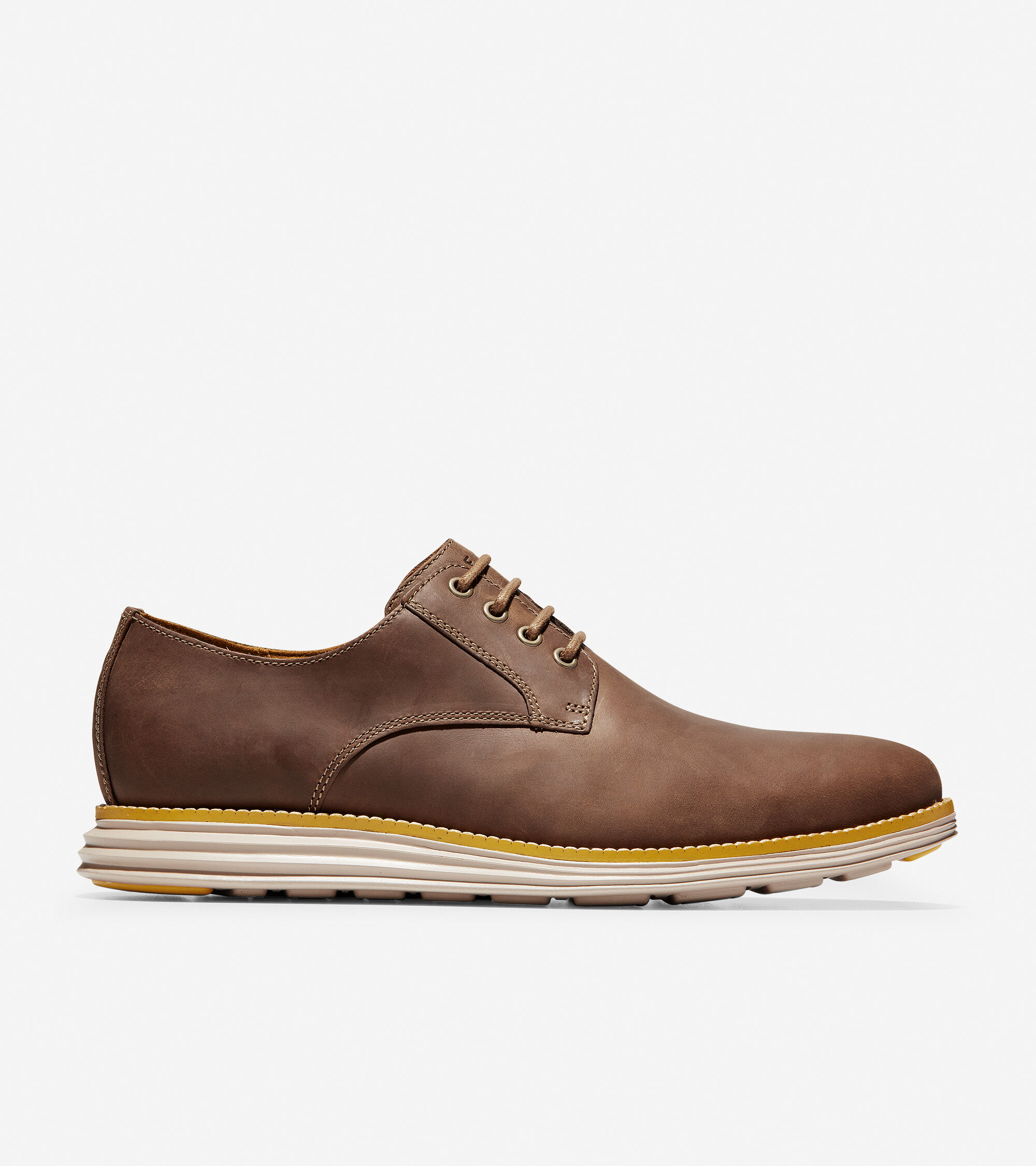 Brand New Cole Haan Men/'s South ST Plain Toe Suede Oxford