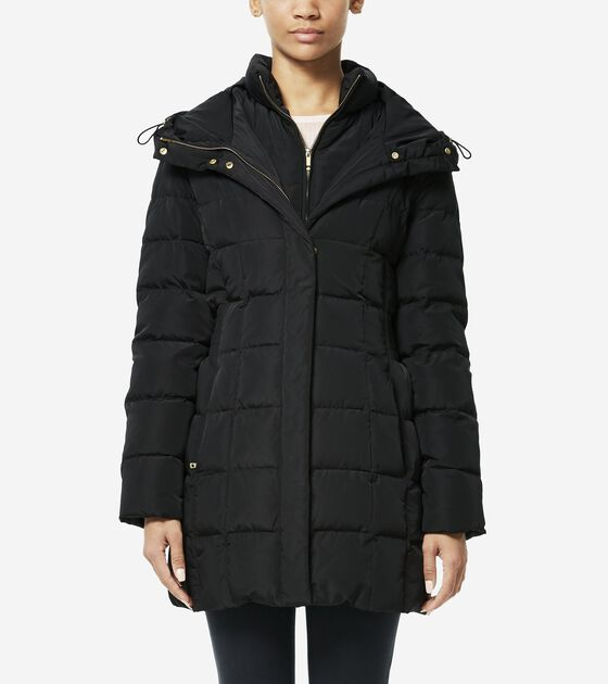 Outerwear > Signature Down Coat