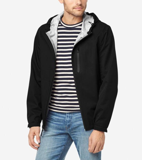 Outerwear > Grand.ØS Packable Rain Jacket