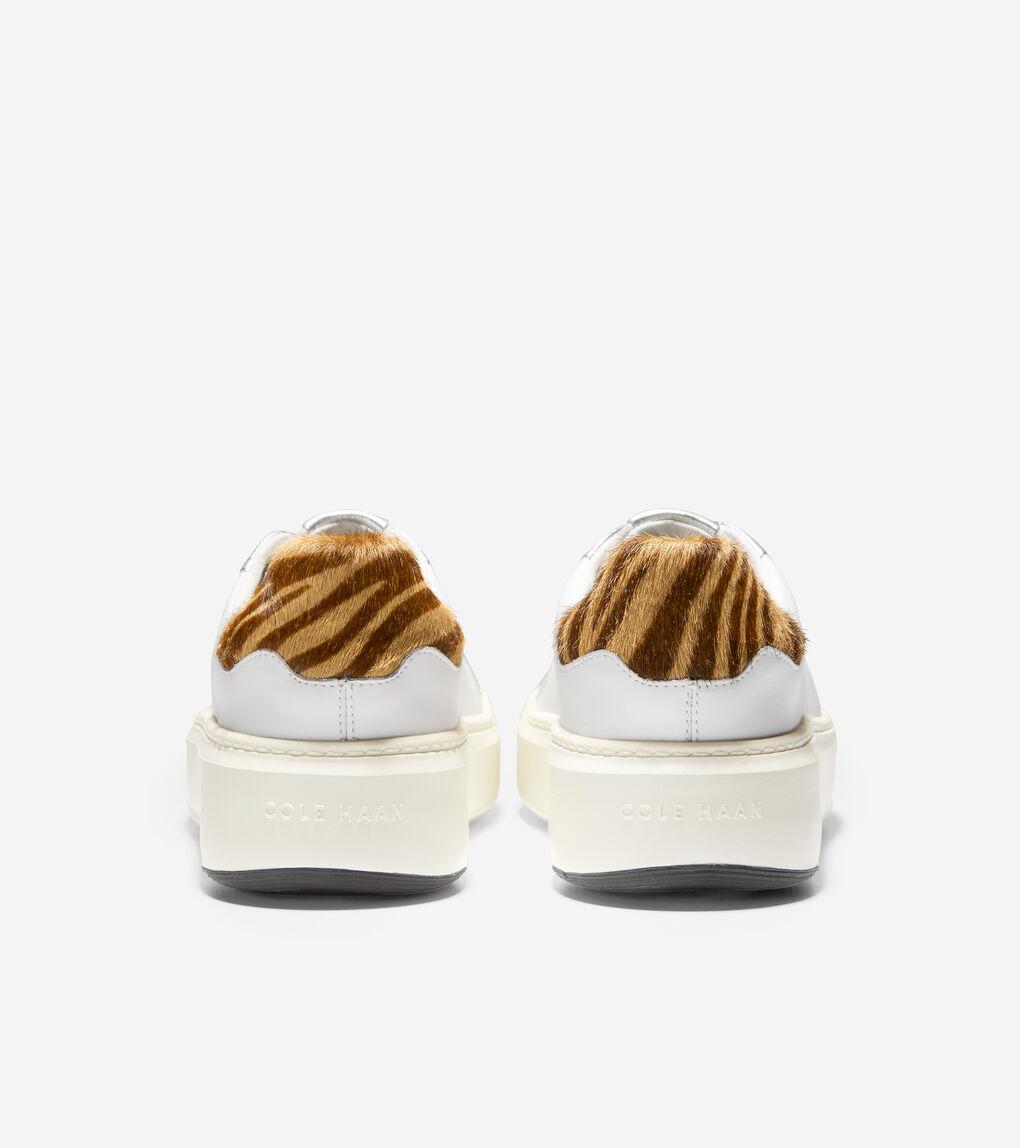 WOMENS GrandPrø Topspin Sneaker