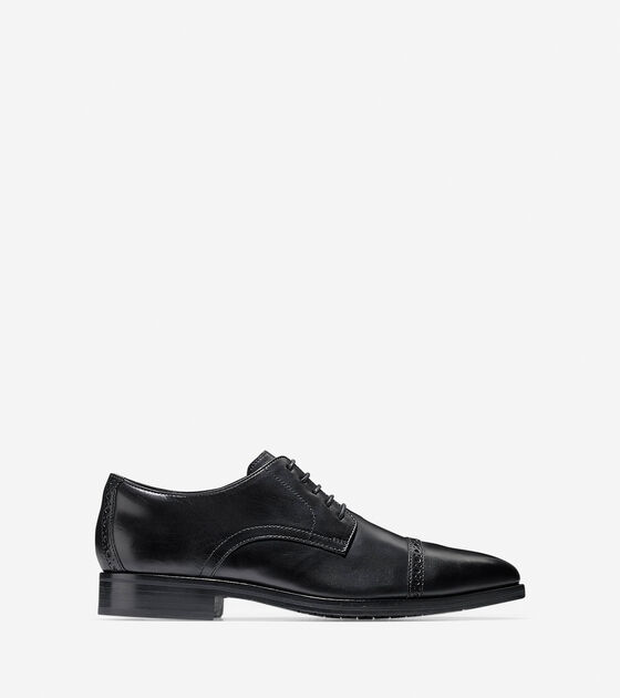Shoes > Washington Grand Cap Toe Oxford