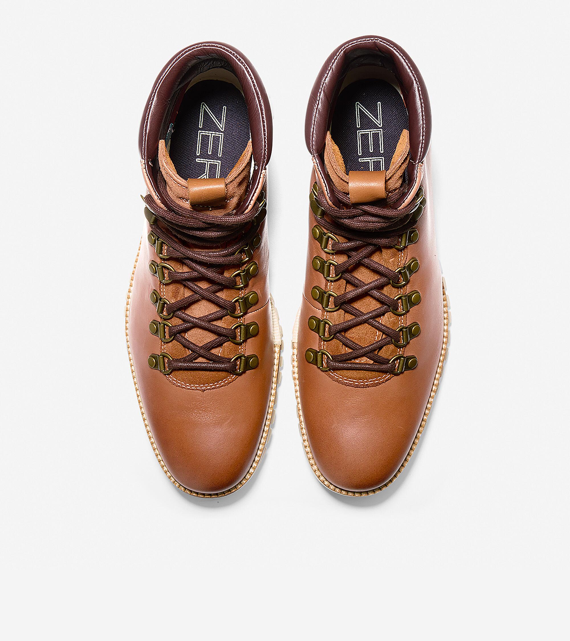 6833718c0ef Men s ZEROGRAND Water Resistant Hiker Boots in Woodbury