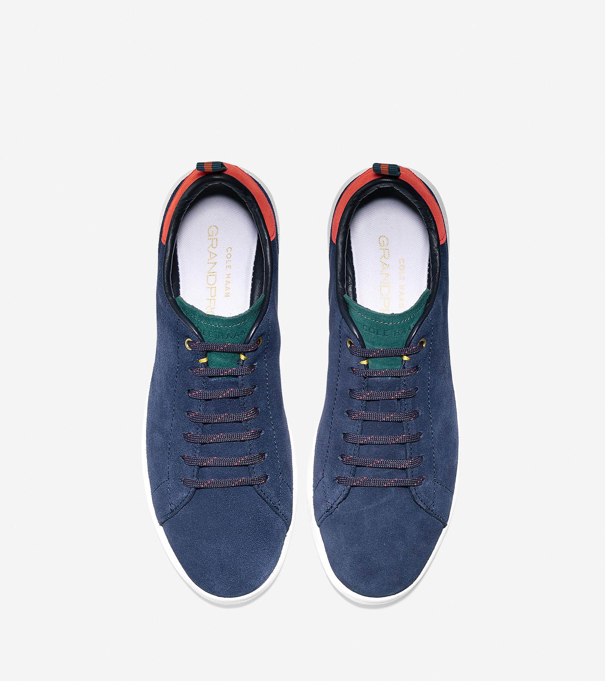 fbbb2068f1b Men s GrandPro Tennis Sneakers in LTD Navy