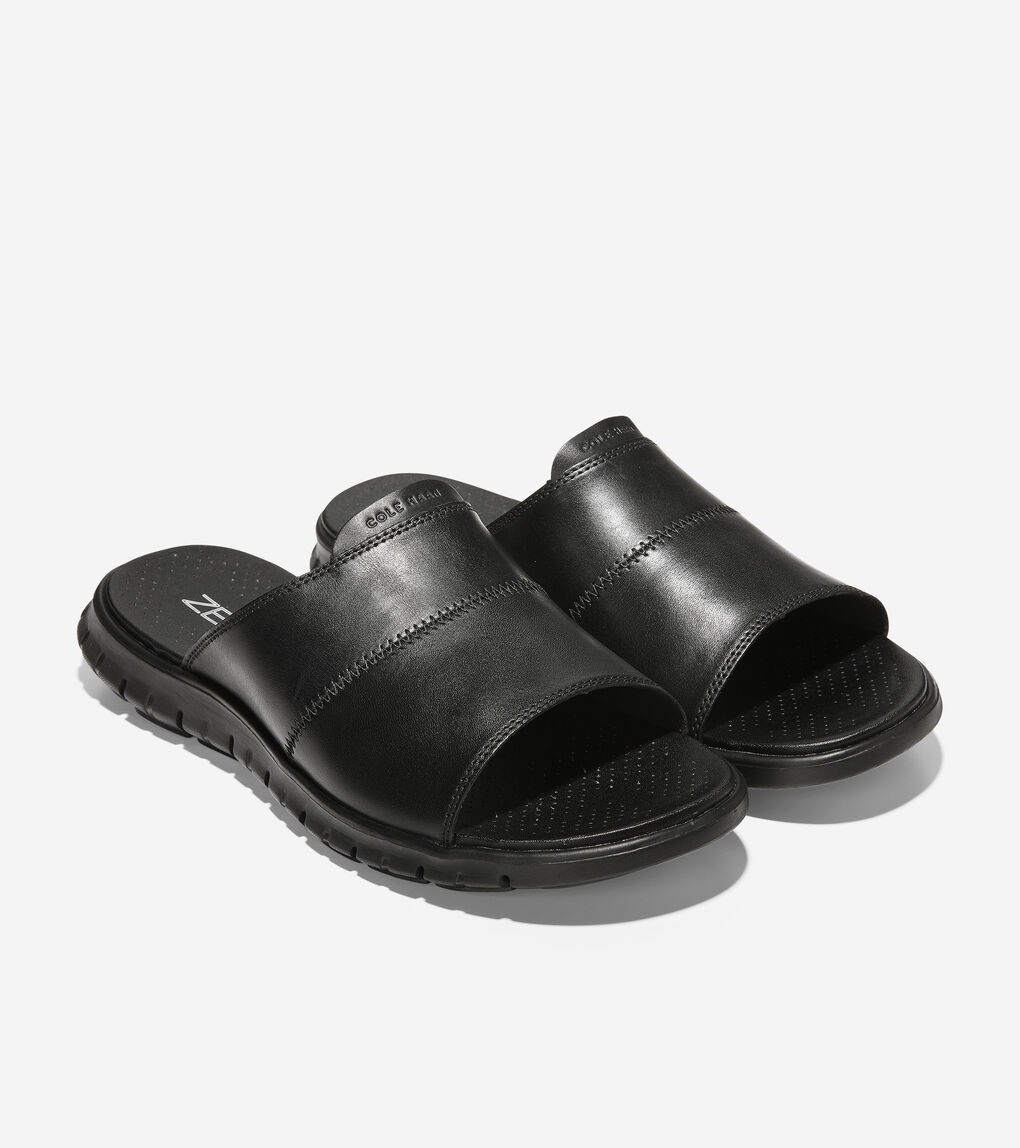 Mens ZERØGRAND Slide Sandal