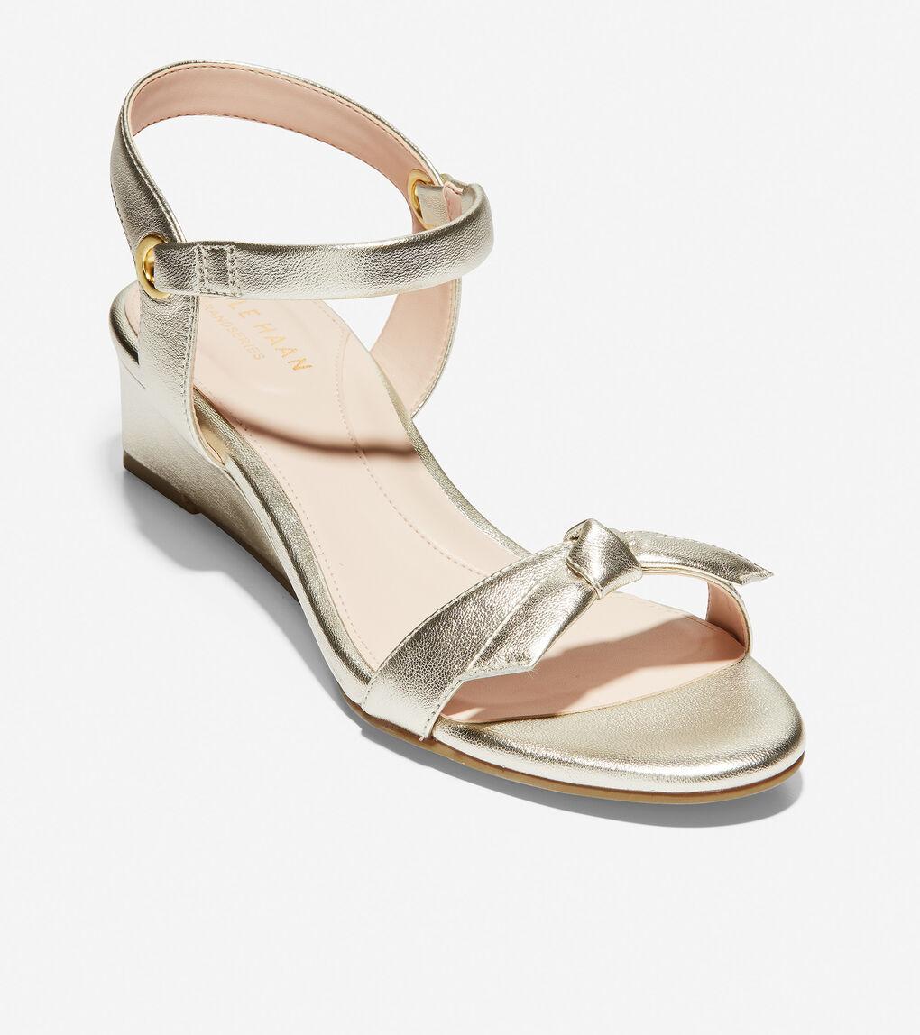 WOMENS Halsey Wedge Sandal