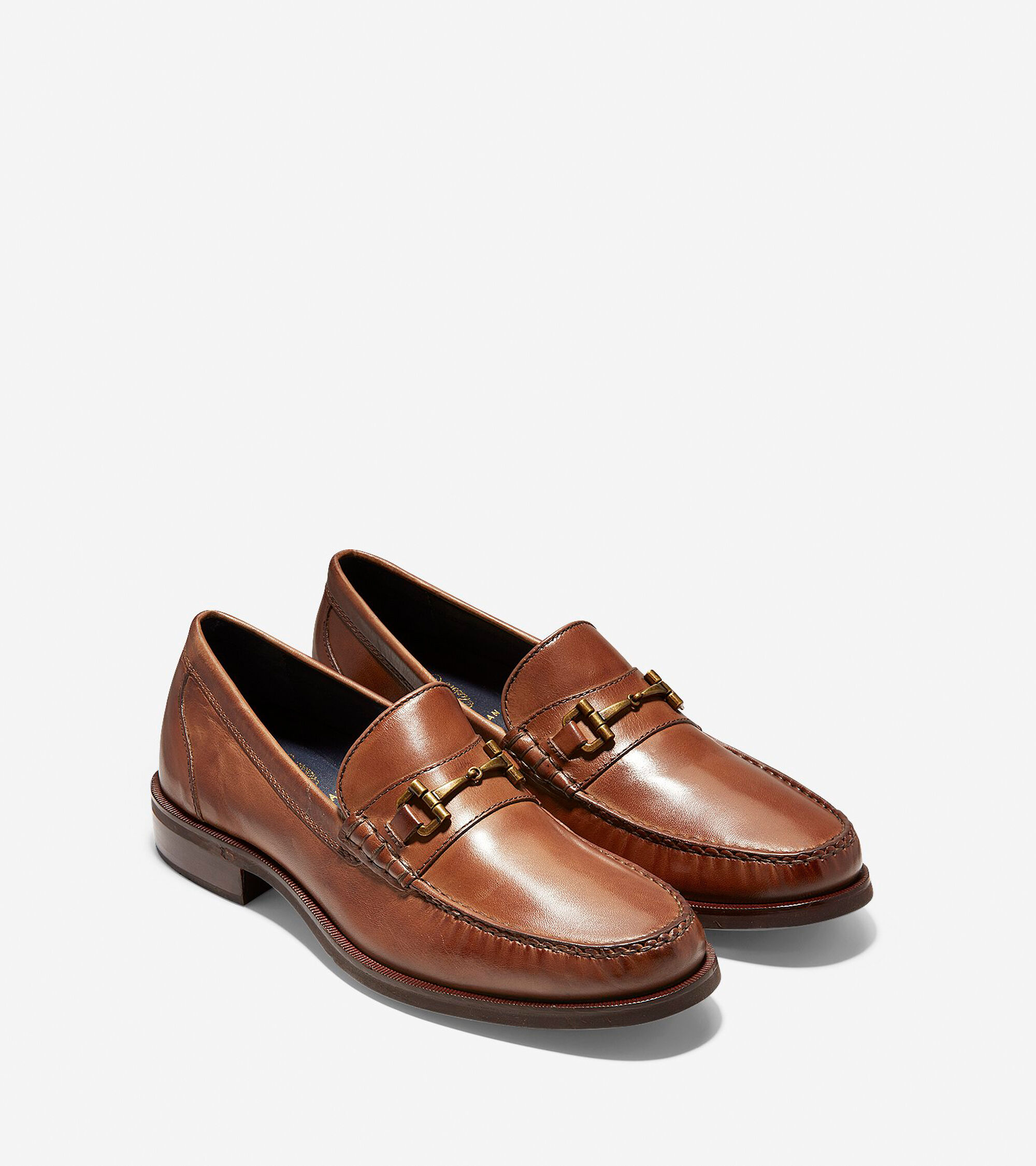 818b7ee31a9 Men s Pinch Sanford Bit Loafers in British Tan