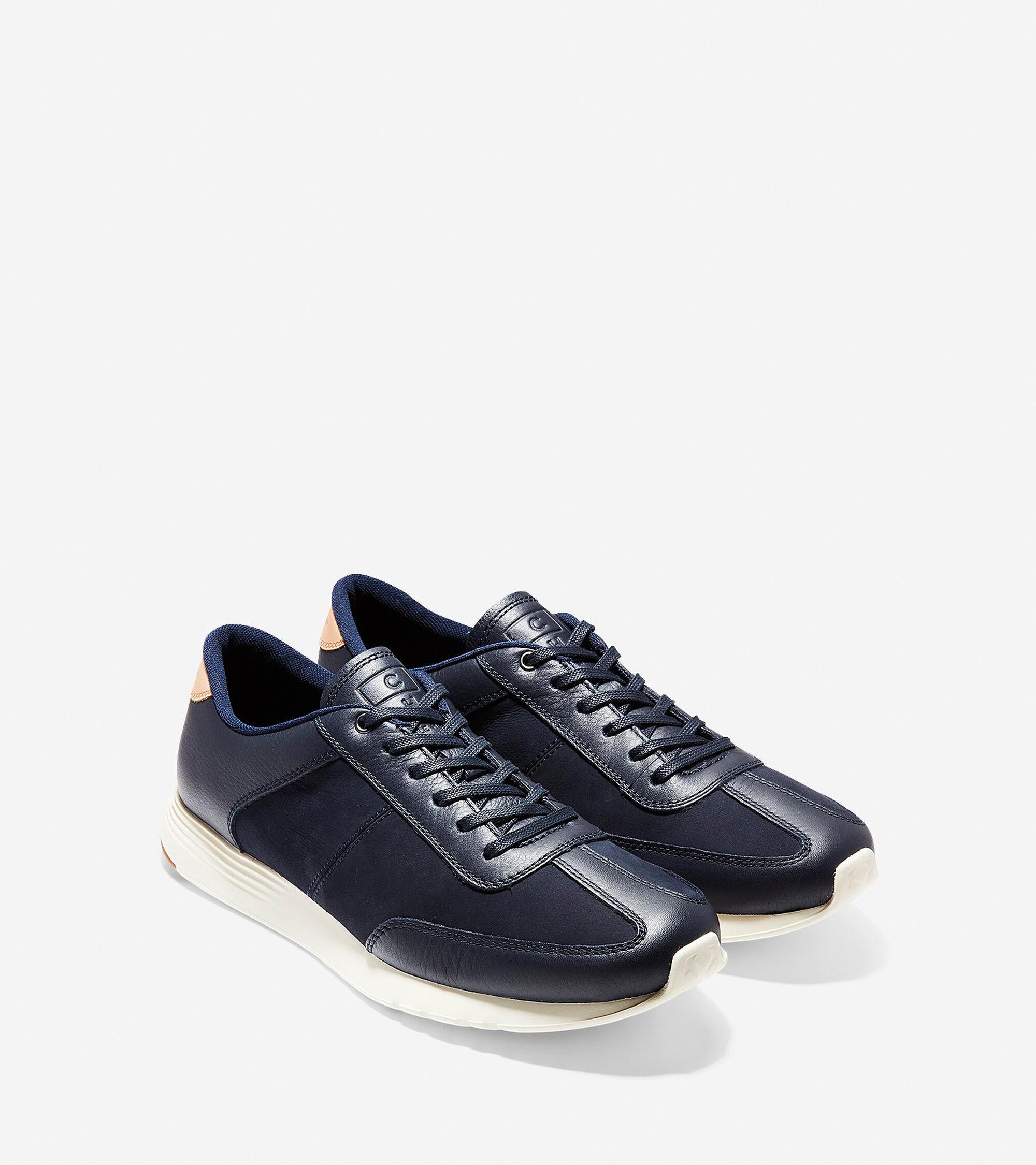 74ed4838ff5 Men s Grand Crosscourt Running Sneakers in Marine Blue