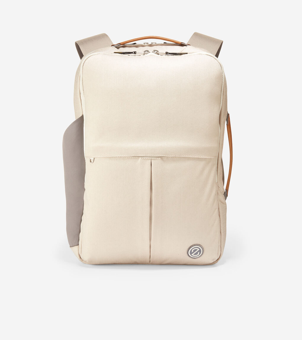 MENS ZERØGRAND Slim Convertible Backpack