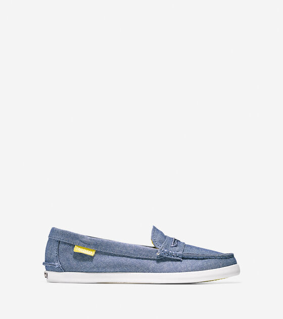 Loafers & Drivers > Women's Pinch Chambray Weekender