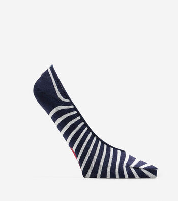 Pinch Stripe Sock Liner - 2 Pack