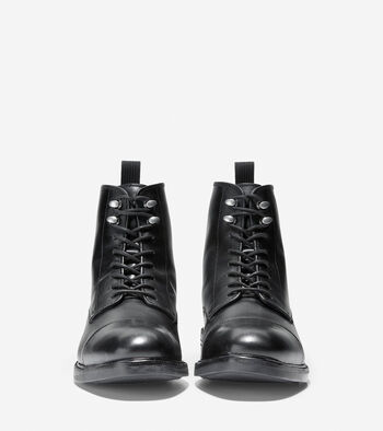 Wagner Grand Waterproof Cap-Toe Boot
