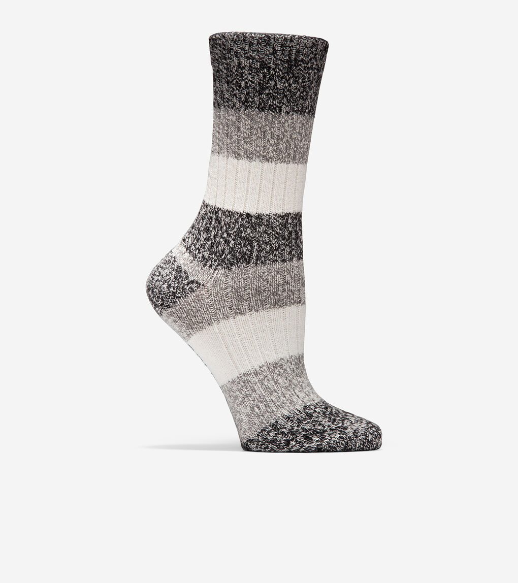 Womens Soft Touch Sweater Socks