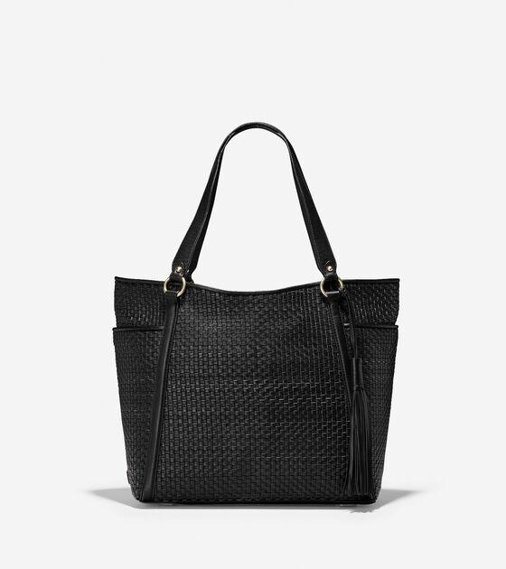 Handbags > Gabriella Weave Tote