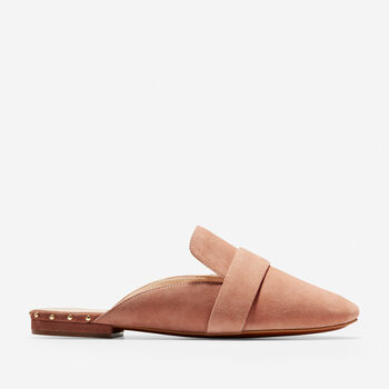 Deacon Loafer Mule