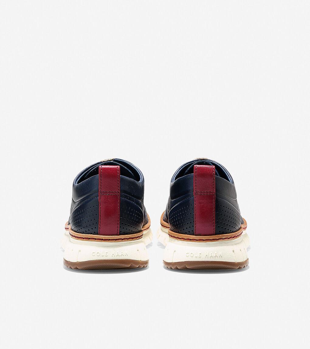 Mens ZERØGRAND Perforated Sneaker
