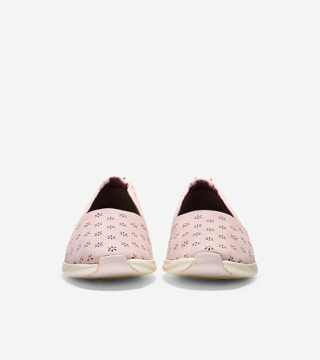 Womens StudiøGrand Perforated Slip-On Sneaker