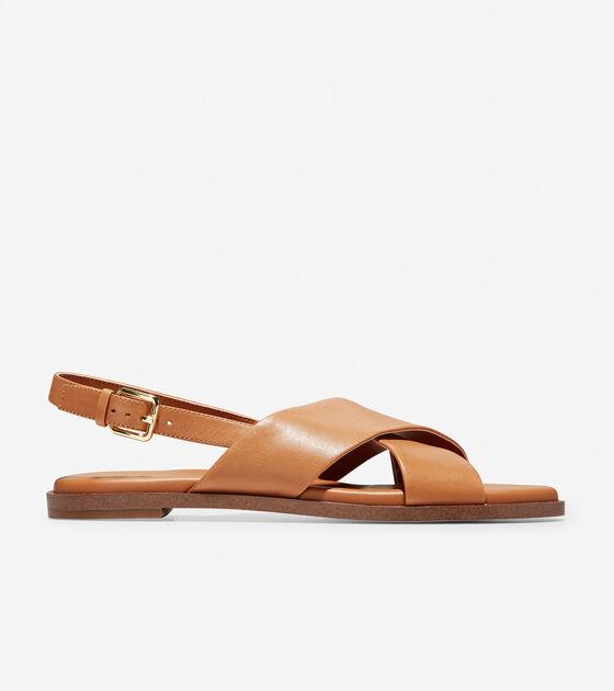 Sandals > Fernanda Flat Sandal