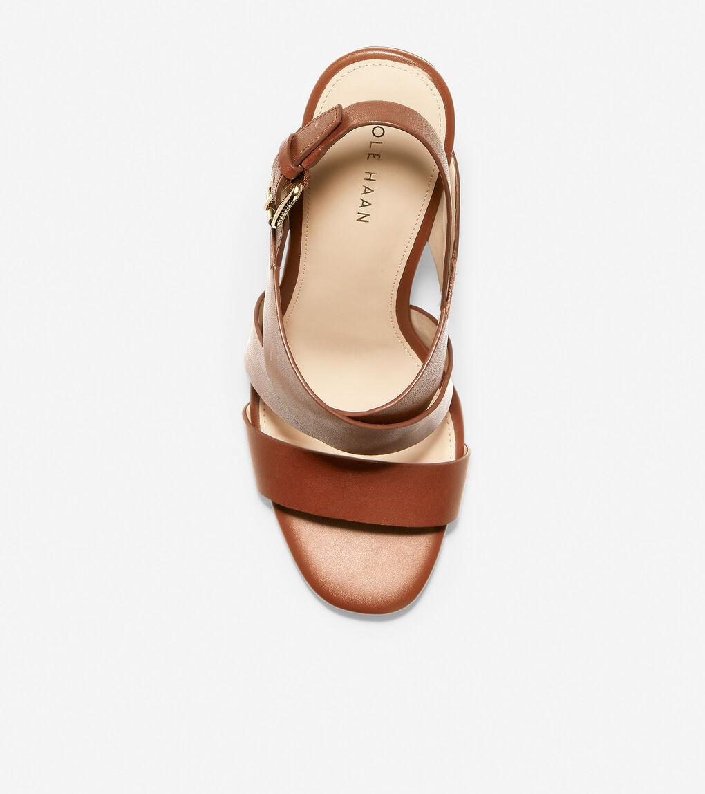 WOMENS Cynthia Block Heel Sandal